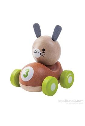 Plantoys Yarışçı Tavşan (Bunny Racer)