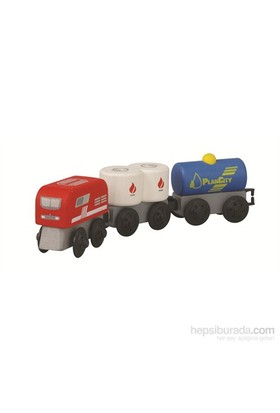 Plantoys Yakıt Treni (Fuel Train)
