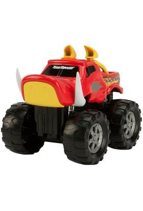 Rr Mini Roadster Rides Sesli Arazi Aracı 10 Cm Kırmızı