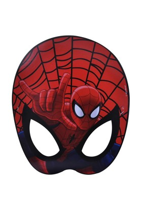 Spiderman Ultimate Maske 6'Li