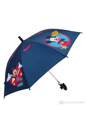 Mickey Branda Çocuk Şemsiyesi