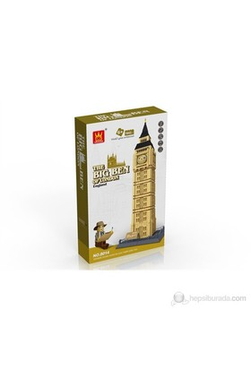 Wange 1642 Parça Londra Big Ben Saat Kulesi