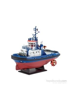 Revell 62513 Harbour Tug Gemi Model Setii (1:144 Ölçek)