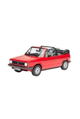 Revell Golf Cabrio 1:24 Ölçekli Model Seti