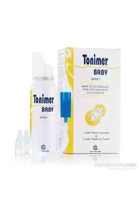 Tonimer Baby Sprey 100Ml - Nazal Aspiratör Ve 3 Adet Yedek Uç İlave