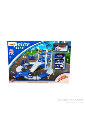 Beren Police City Oyuncak Lego Seti
