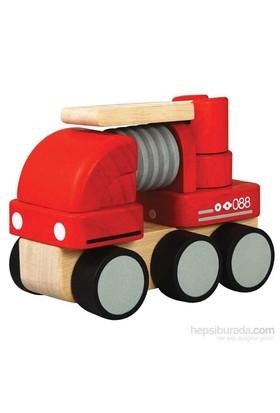 Plantoys Mini İtfaiye (Mini Fire Engine)