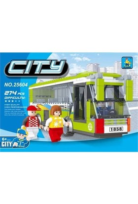Ausini 274 Parça City Otobüs