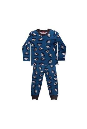 Zeyland Erkek Çocuk Top Desen Pijama Takimi K-42Z604pjm215d