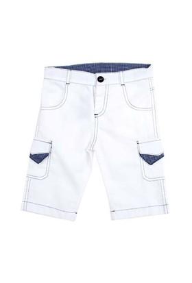Zeyland Erkek Çocuk Beyaz Pantolon K-51M201bcf01