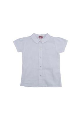 Zeyland Kız Çocuk Beyaz Gomlek K-51Kl104581