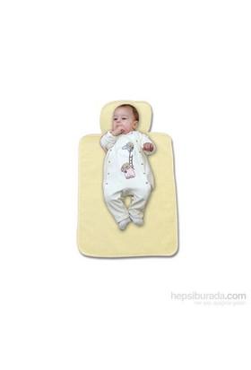 Sevi Bebe Pratik Alt Açma Minderi Sarı
