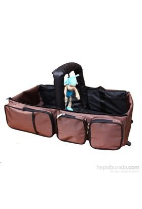 Stylo Dream Bag All İn One Bakım Çantası,Yatak,Oyun Minderi