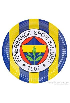 Fenerbahçe Tabak 23 Cm (8 Ad)