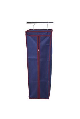 Bosphorus Dokusuz Kumaş Lacivert Elbise Dolabı