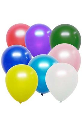 Trio Balon Metalize 15 Adet