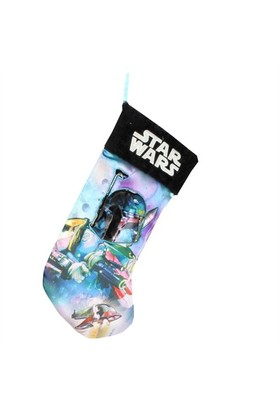 Sd Toys Star Wars: Boba Fett Christmas Sock Yılbaşı Çorabı