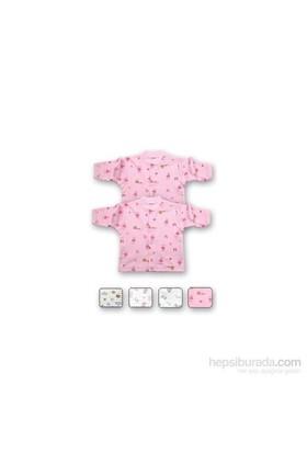 Sevi Bebe Desenli Önden Açık Bluz