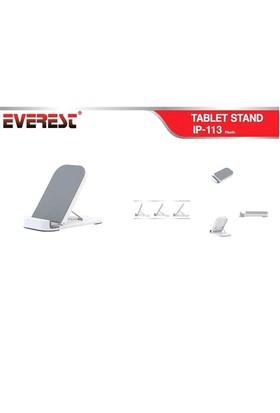 Everest Ip-113 Gümüş Ipad 1 - 2 Tablet Pc Stand
