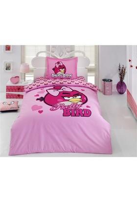 Angry Birds Lisanslı Nevresim Takımı - Ab 08