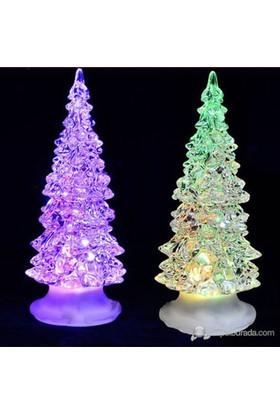 Pratica Işıklı Yılbaşı Ağacı