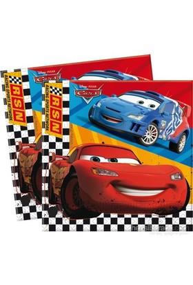 Cars Rsn Kağıt Peçete 33X33cm (20 Ad)