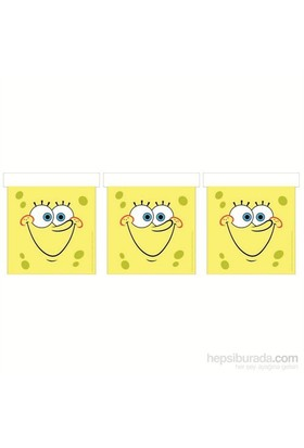 Sponge Bob Bayrak Set