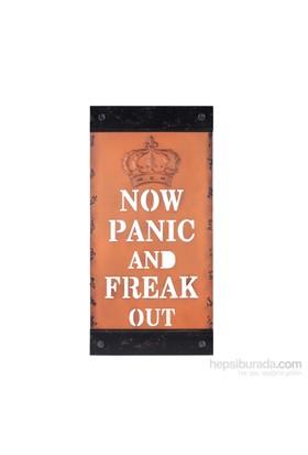 Thanx Co Now Panic Duvar Panosu