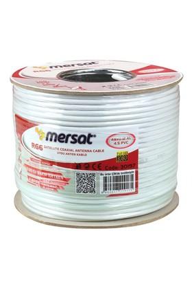 Mersat Rg59 Fa Mini Anten Kablosu 100 Metre