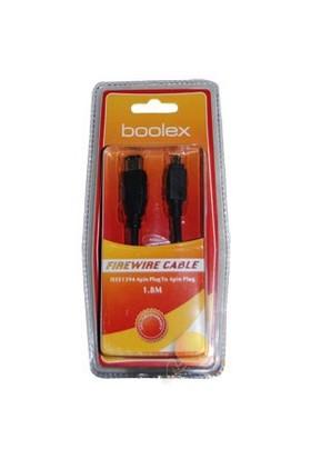 Boolex IEEE1394 4P/M-6P/M Firewire Kablo (1,8 Metre)