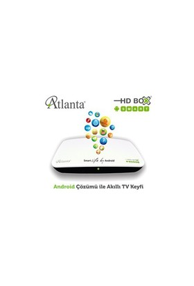 Atlanta Hd Box Smart Full Hd Uydu Alıcısı