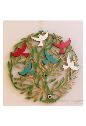 Miss Gaya Kuşlu Ağaç Nazarlık