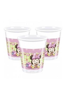 Parti Şöleni Baby Minnie Mouse Bardak