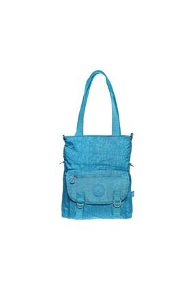 Barcelona K21 Omuz Çantası Brc1078-0031 Mavi