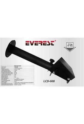 Everest Lcd-608 50*50 10''-24'' Uz.Tavan Askı Aparatı