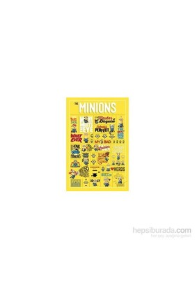 Maxi Poster Despicable Me Infographic