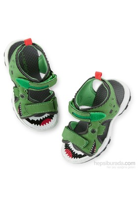 Carter's Erkek Çocuk Sandalet Aligator