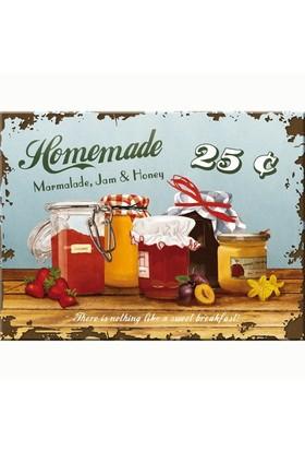 Nostalgic Art Homemade Marmalade Magnet 6X8 Cm