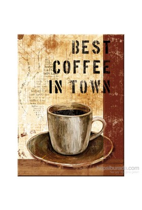 Best Coffee İn Town Magnet