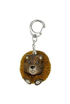 Nev-Ecolinea Pom Pom Anahtarlık Marmot