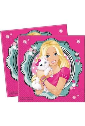 Barbie Kağıt Peçete