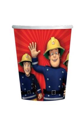 Pandoli Fireman Sam Bardak 8 Adet 250 Mg