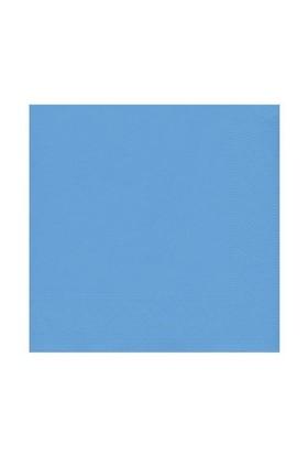 Mavi Peçete 20 Adet