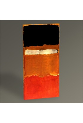 Tablo 360 Mark Rothko No:23 Tablo 80X40