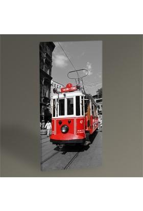 Tablo 360 İstanbul İstiklal Caddesi Tramvay Tablo 60X30