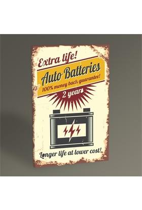 Tablo 360 Auto Batteries Tablo 45X30