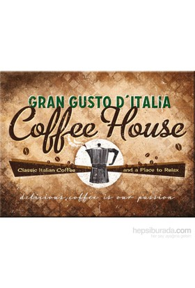 Coffee House Magnet