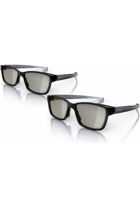Philips PTA436 Pasif 3D Televizyonlar İçin Oyun Gözlüğü