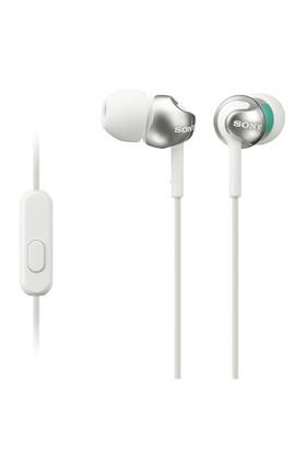 Sony MDR-EX110APW Beyaz Kulakiçi Kulaklık