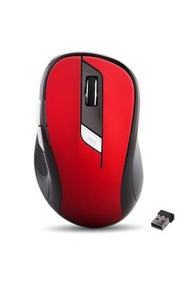 Everest SM-245D Kablosuz Kırmızı Mouse
